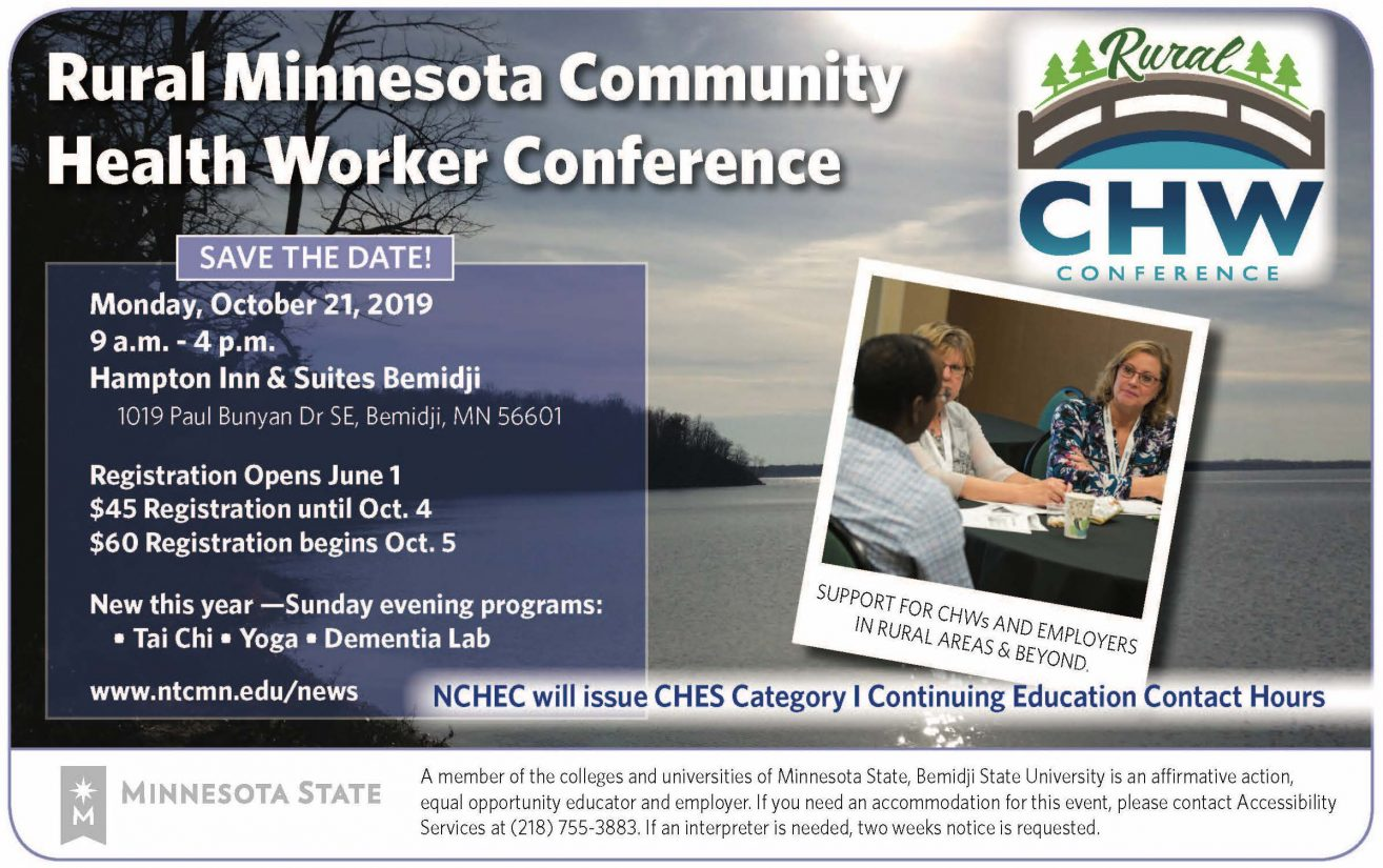 Rural Community Health Worker Conference | Community Health
