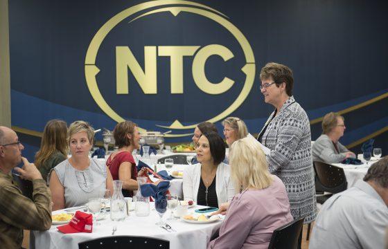 Northwest Technical College Scholarship Breakfast.