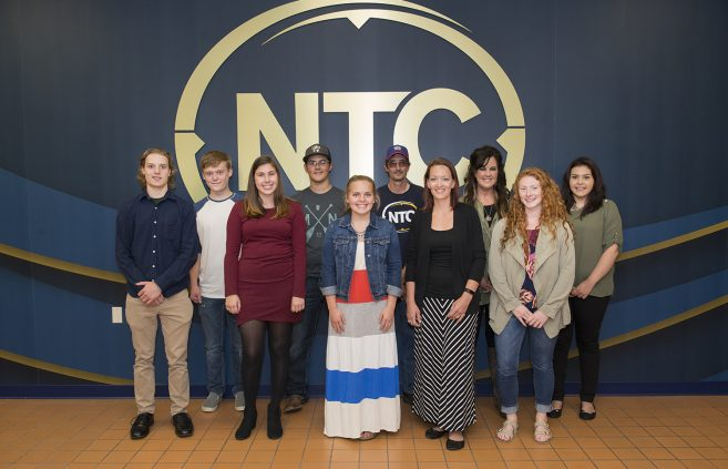 Recipients of the NTC Foundation's George W. Neilson Foundation Scholarship