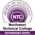 Badge: NTC Distinguished Service Award