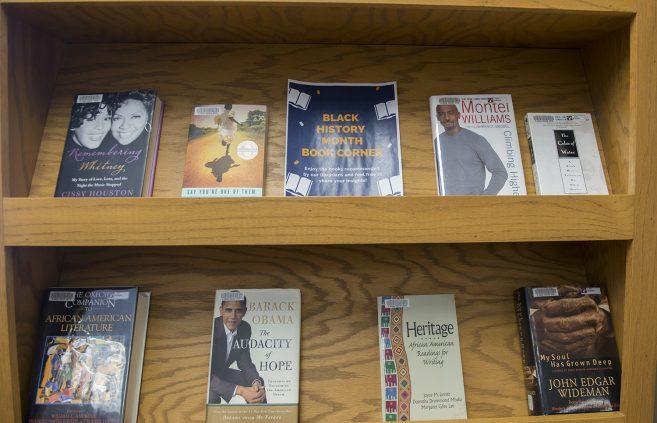 Black History Month Book Corner