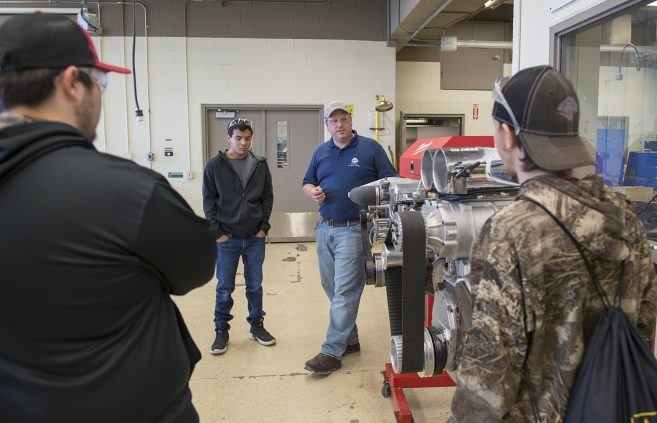 NTC Automotive and Building Trades Day