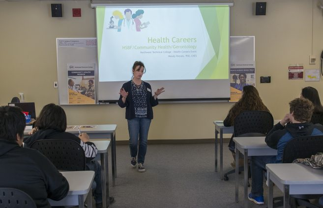 NTC community health program presentation