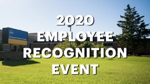 2020 Employee Recognition Event splash image