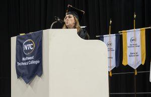 Lorrie Prickett, nursing graduate
