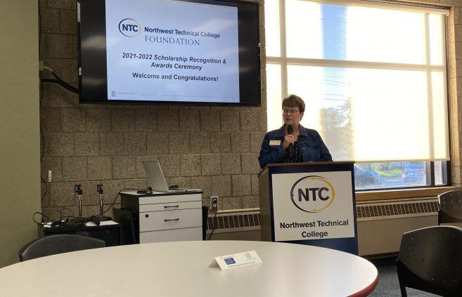 NTC President Faith C. Hensrud